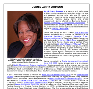 Jennie Larry Johnson Bio.pdf